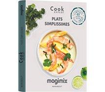 Livre de cuisine Magimix Plats simplissimes