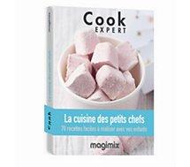 Livre de cuisine Magimix  La cuisine des petits chefs Cook Expert