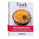 Livre de cuisine Magimix  Ma cuisine des terroirs Cook Expert