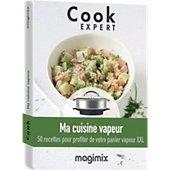 Livre de cuisine Magimix Ma cuisine vapeur Cook Expert
