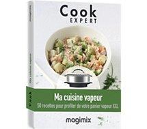 Livre Magimix  Ma cuisine vapeur Cook Expert