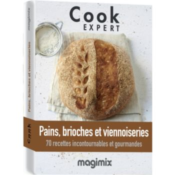 Magimix Pains brioches viennoiserie Cook Expert