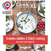 Livre de cuisine Magimix Grande tablée Batch cooking Cook Expert