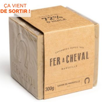 Fer À Cheval Cube Marseille olive 300g