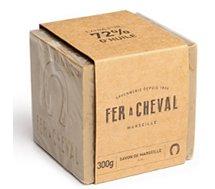 Savon Fer À Cheval  Cube Marseille olive 300g