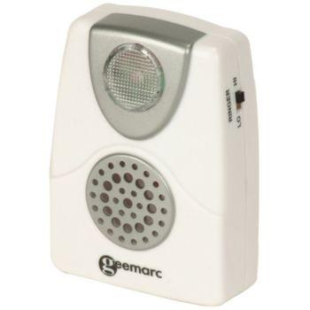 amplificateur de sonnerie geemarc cl11 blanc