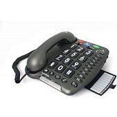 Téléphone filaire Geemarc Téléphone Amplifié pour senior et malent