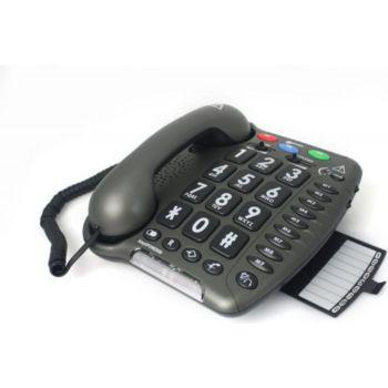 Geemarc Téléphone Amplifié pour senior et malent