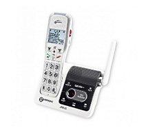 Téléphone sans fil Geemarc  Amplidect 595 ULE Blanc
