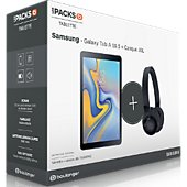 Tablette Android Samsung Pack Galaxy Tab A 10.5 Noir + Casque JBL