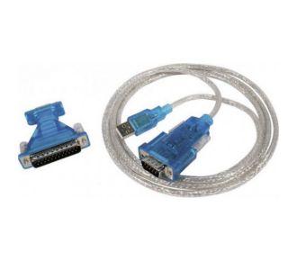 Dacomex USB vers série RS232 DB9 et D