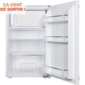 Réfrigérateur 1 porte encastrable Schneider SCRF882AS0
