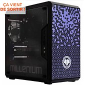 PC Gamer Millenium MM1 Mini Morgana