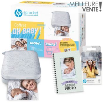 HP Pack Sprocket Oh Baby