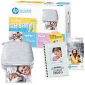 Imprimante photo portable HP Pack Sprocket Oh Baby