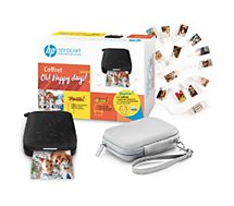 Imprimante photo portable HP  Pack Sprocket Happy Days