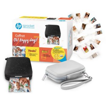 HP Pack Sprocket Happy Days