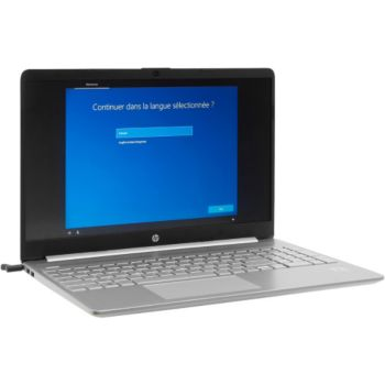 HP Pack 15s-fq1032nf+housse+Office 365