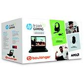 PC Gamer HP Pack GAMING HP 15-ec1071nf+casque+souris