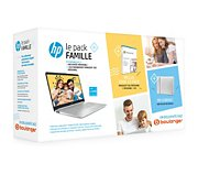 HP Pack 15s-fq2008nf+housse+Office 365
