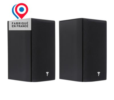 Enceinte bibliothèque Focal Aria 906 Black High Gloss