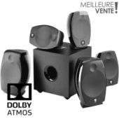 Pack enceinte Home Cinéma Focal Sib Evo Dolby Atmos 5.1.2