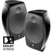 Enceinte bibliothèque Focal Pack Sib evo Dolby Atmos 2.0