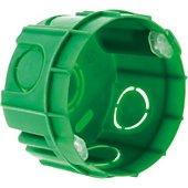Multiprise Zenitech Lot 10 boîtes maçonnerie Ø60 P.40 / appa