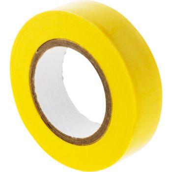 Zenitech Rouleau adhésif 15mm x 10m Jaune - Zenit