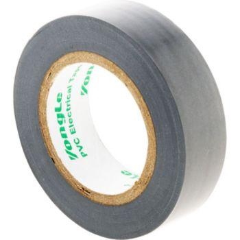 Zenitech Rouleau adhésif 15mm x 10m Gris - Zenite