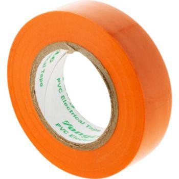 Zenitech Rouleau adhésif 15mm x 10m Orange - Zeni