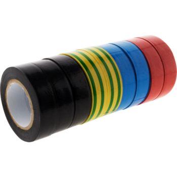 Zenitech Lot 9 rubans adhésifs 15mm x 10m - Zenit
