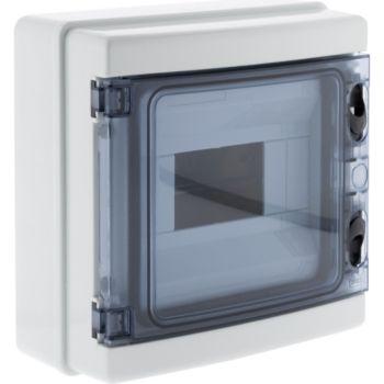 Zenitech Coffret étanche IP65 12 modules livré av