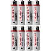 Pile Thomson Pack 8 piles alcalines LR06 AA 1,5 V - T
