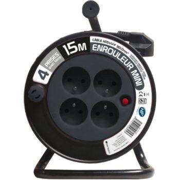 Zenitech Ménager 3G 1 mm² - GRIS 15 M