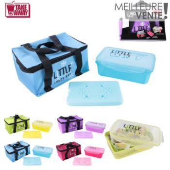 Take Away Lunch box sac fraicheur + pain de glace