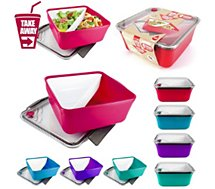 Lunch box Take Away  compartiment amovible