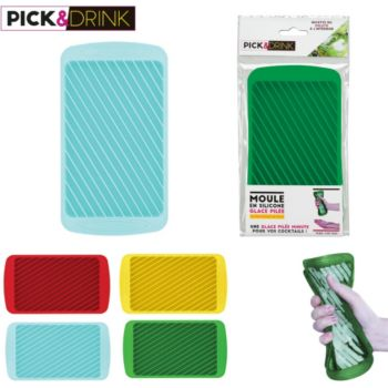 Pick And Drink Moule silicone pour glace pilée