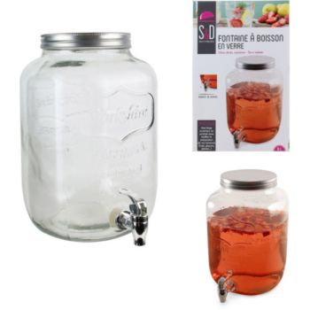 The Mason Jarfactory a boisson verre 8 L