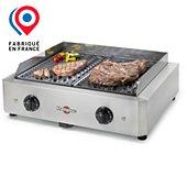 Barbecue électrique Krampouz Mythic XL GECIM2OA00