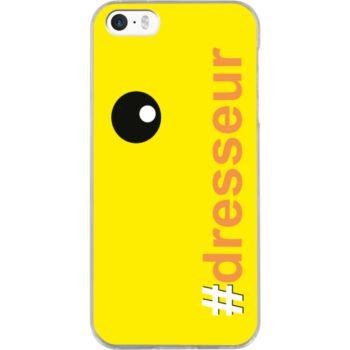 Bigben iPhone 5S/SE #Dresseur orange