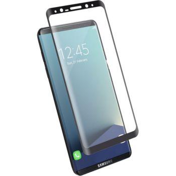 Bigben Connected Samsung S8 Verre trempé noir