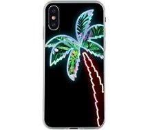 Coque Bigben iPhone X holographique Palm