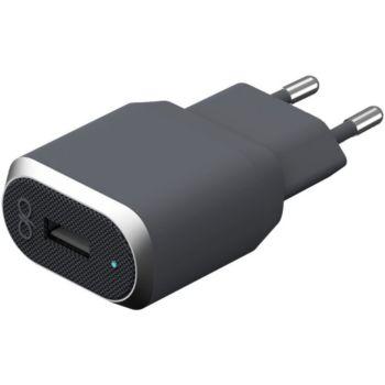 Force Power 1 Port USB A 2.4 A Gris
