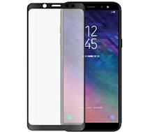 Protège écran Bigben  Samsung A7 2018 Verre trempé noir