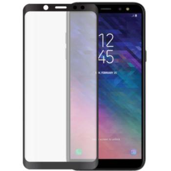 Bigben Samsung A7 2018 Verre trempé noir