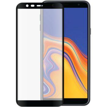 Bigben Connected Samsung J4+ Verre trempé noir
