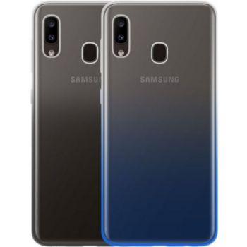 Bigben Samsung A20e Gradient noir/bleu