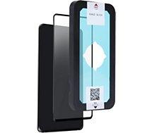 Protège écran Force Glass  Samsung A71 Evo Organic noir