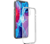 Coque Bigben Connected  iPhone 12 Pro Max Silisoft transparent